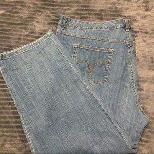 JMS Straight Leg Jeans 26 short
